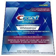 Crest 3D Whitestrips Glamorous White,14 Treatments