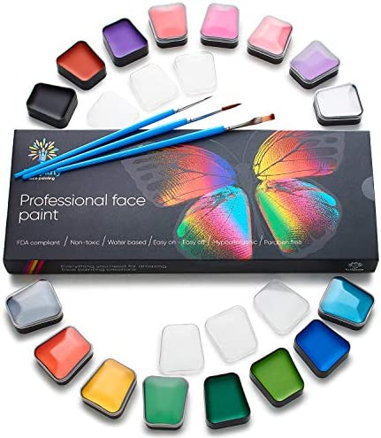 Professional Face Paint Kids Hypoallergenic product image
