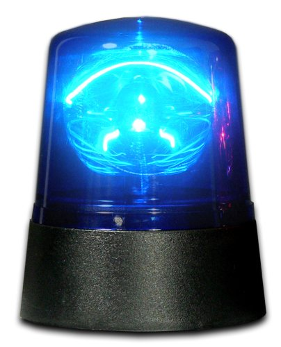 Fortune Products PL-4535B Mini Police Beacon, 4 7/16