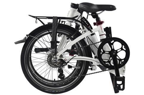 2017 - Dahon D7 plegable 7 velocidad bicicleta 13,9 kg: Amazon.es: Deportes y aire libre