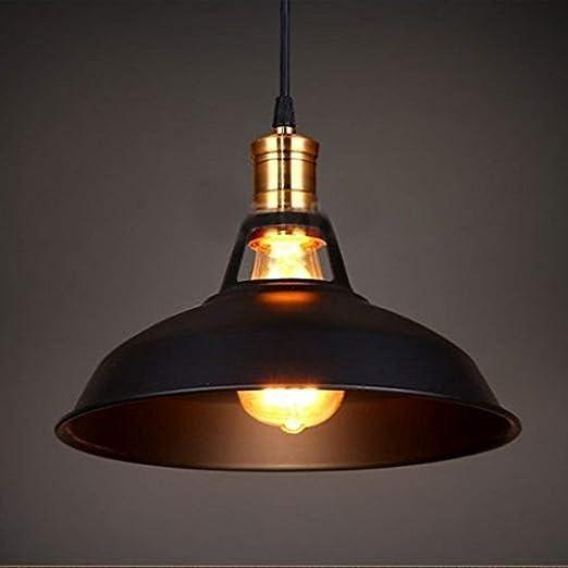 SISVIV Lampada a Sospensione Lampadario da Cucina Vintage ...