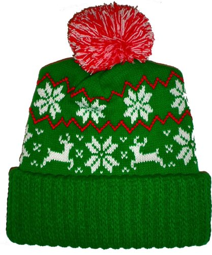 Ugly Christmas Sweater Beanie Hats - Christmas Gifts for Everyone