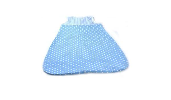 Amazon.com : Dormir Saco, Dot Light Blue : Baby