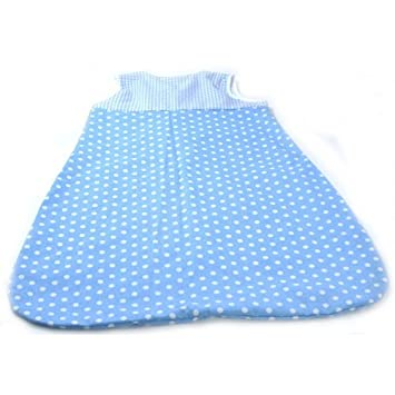 Dormir Saco, Dot Light Blue