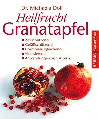Buch Granatapfelsaft