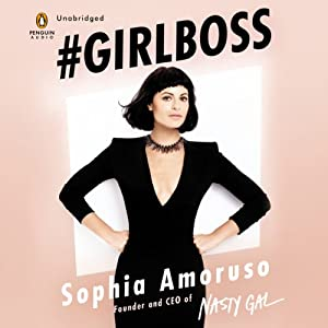 #GIRLBOSS | Livre audio