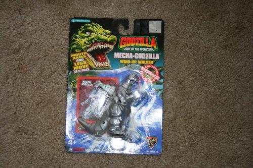 Godzilla King of the Monsters Mecha-Ghidorah Wind-Up Walker Trendmasters 1994