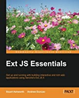 Ext JS Essentials Front Cover