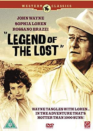 Legend Of The Lost  DVD   Amazon.co.uk  John Wayne 89a1674c4b51