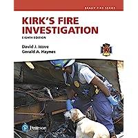 Kirk's Fire Investigation (Brady Fire)