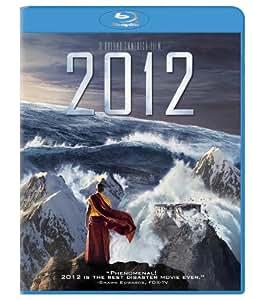 2012 (Single Disc Version)  [Blu-ray]