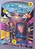 (US) Star Trek The Next Generation Sela in Romulan Uniform 4 inch Action Figure
