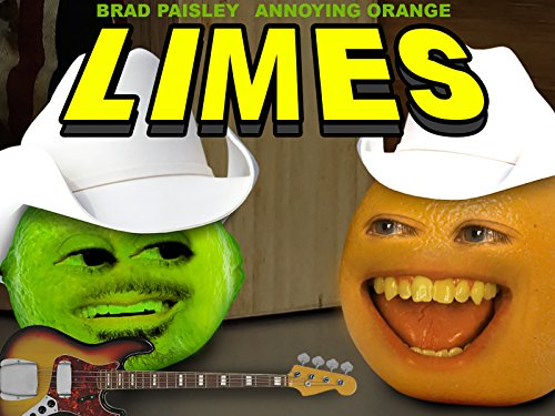 Limes (ft. Brad Paisley) ()