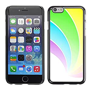 MOBMART Carcasa Funda Case Cover Armor Shell PARA Apple iPhone 6 PLUS / 6S PLUS 5.5 - Light Shone Vibrant Colors