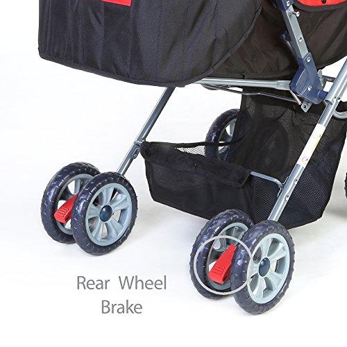 LuvLap Starshine Stroller/Pram, Easy Fold for Newborn Baby ...