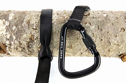 Best Tree Swing Strap Hanging Kit Available Anywhere on Amazon - 10 Feet of Ultra Strong 1