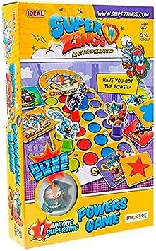 Cefa Juego DE Mesa SUPERZINGS Power Kid KAZOOM: Amazon.es: Juguetes y juegos