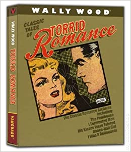 wally wood torrid romance vanguard wallace wood classics