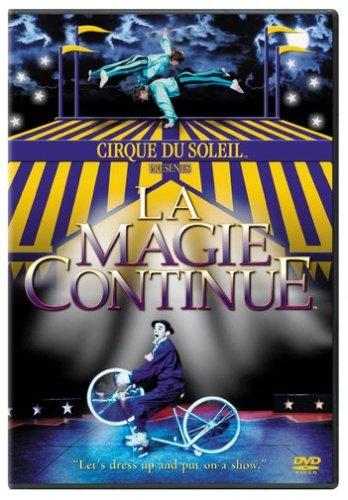 Acrobatics Dance Costumes - Cirque du Soleil - La Magie