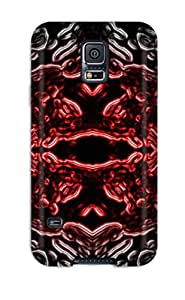 Excellent Galaxy S5 Case Tpu Cover Back Skin Protector Organic Nuke wangjiang maoyi