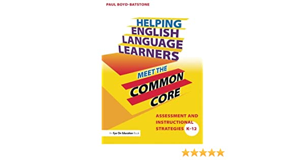 Amazon Helping English Language Learners Meet The Common Core