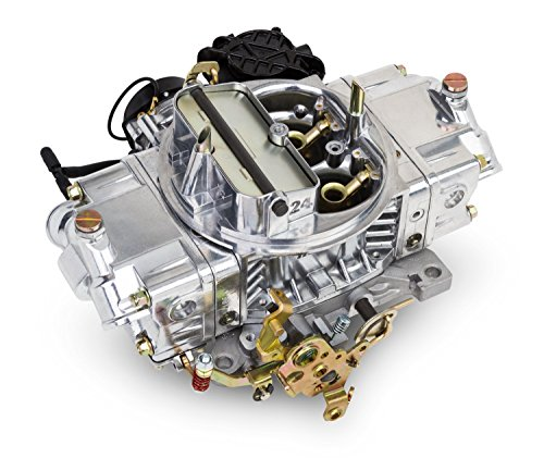 Holley Street Carburetor - Holley 0-83670 Street Avenger Aluminum 670 CFM Electric Choke 4-Barrel Carburetor