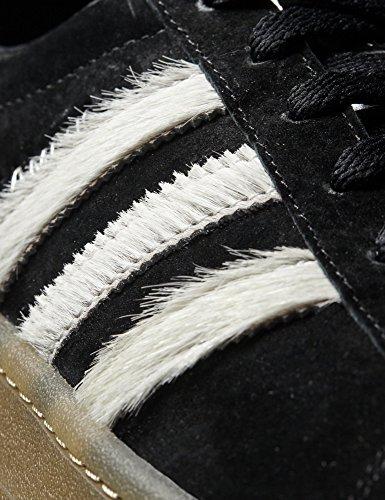 adidas Homme Bz0071 Fitness Chaussures Noir Blanc de Argent Negbasblaclaplamet Multicolore 7qxF7Irw
