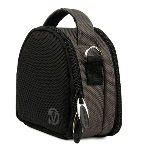 Mini Laurel Handbag Pouch Case for Canon PowerShot A2500 Digital Camera
