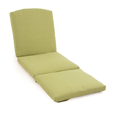 Awesome Martha Stewart Living Charlottetown Green Bean Replacement Outdoor Chaise  Cushion