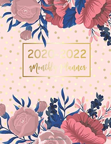 Calendar Dec 2022.Buy 2020 2022 Monthly Planner Elegant Flower Cover 2020 2022 Three Year Planer With Holidays Agenda Yearly Goals Monthly Calendar 36 Months Academic 36 Month Calendar Jan 2020 To Dec 2022 Book Online At