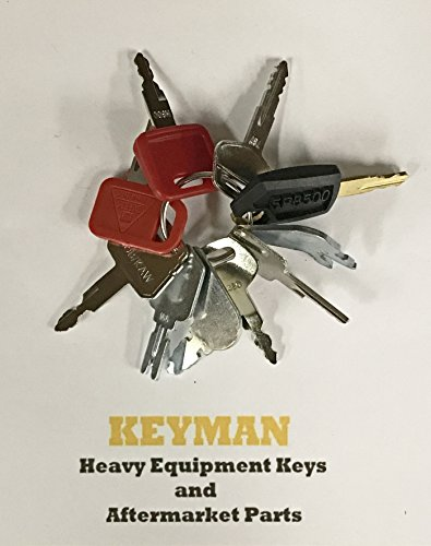 зажигания стартер Keyman 10 Heavy Equipment