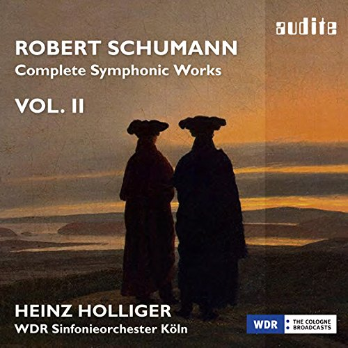 Price comparison product image Robert Schumann: Complete Symphonic Works, Vol. II