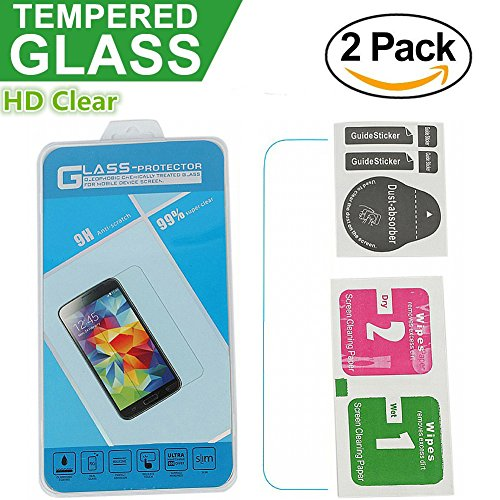 Tempered Glass For Lenovo K5 Note (Clear) - 3