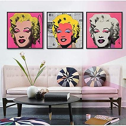 Amazon.com: Hollywood Canvas Prints Digital Photo Wall Art Home ...