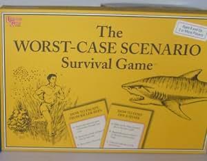 The Worst Case Scenario Survival Game