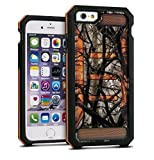 Impact Gel Camouflage Shock Resistant Eco Friendly iPhone 6 Case
