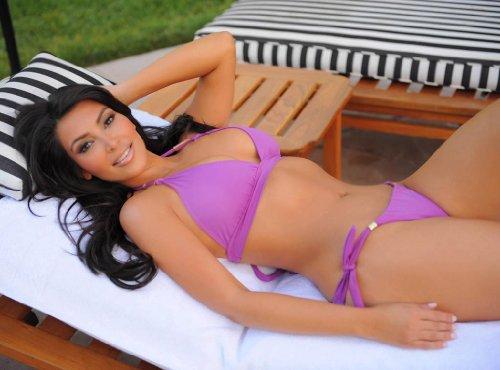 Kim Kardashian 24X36 Poster Photo Banner #31