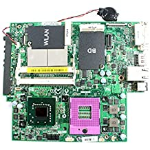 Genuine Dell P096C Studio Hybrid 140G Intel GM965 + ICH8M DDR2 SODIMM Socket MPGA478MN Desktop Laptop Motherboard Logic Main System Board Dell Part Numbers: P096C, 0P096C