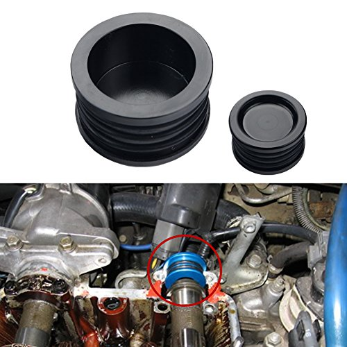 Dewhel B16 B18 B20 H22 H23 F20 Engine HONDA Acura B-SERIES H-SERIES BILLET Triple O ring CAM CAMSHAFT SEAL PLUG Color (Billet Cam)