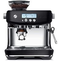 Breville The Barista Pro Espresso Coffee Machine Black Truffle