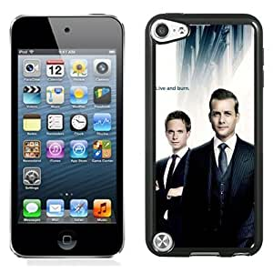 Suits Cast Durable High Quality iPod 5 Phone Case