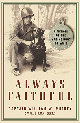 Always Faithful: A Memoir of the Marine Dogs of WWII by [Putney, William W.]