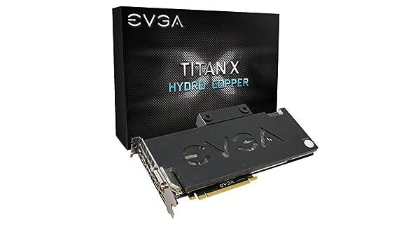 EVGA 12G-P4-2999-KR GeForce GTX Titan X 12GB GDDR5 - Tarjeta ...