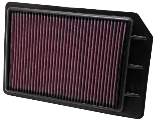 K&N 33-2441 High Performance Replacement Air Filter