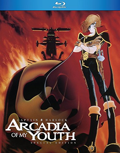 Blu-ray : Captain Harlock: Arcadia of My Youth (Blu-ray)