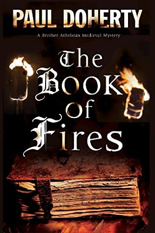 book cover of The Book of Fires