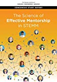 Books : The Science of Effective Mentorship in STEMM