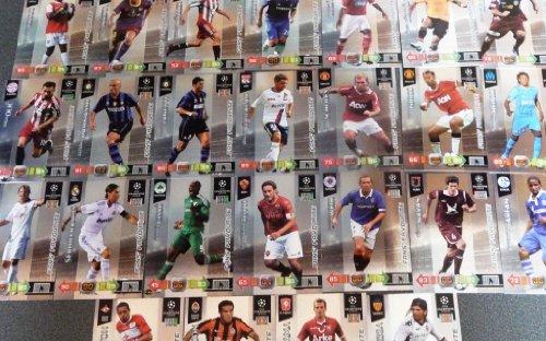 Adrenalyn XL Champions League 2010/11 - 25 card Fans Favourites Set [Toy]