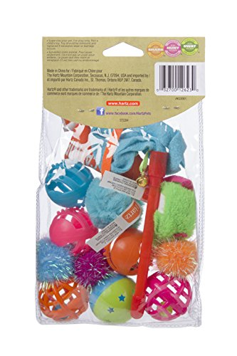 Hartz-Just-For-Cats-Toy-Variety-Pack-13-Piece