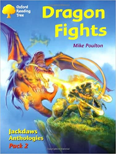 oxford reading tree levels 8 11 jackdaws pack 2 dragon fights